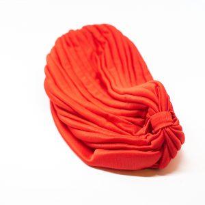 Coiffe n°4 – orange