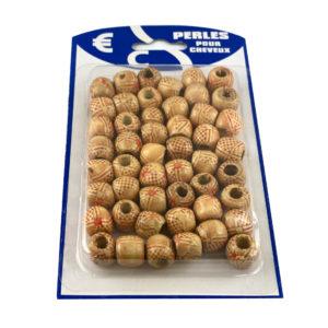 Perles bois WFL6