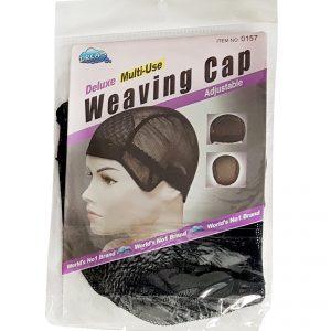 Weaving cap