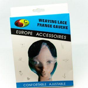 Weaving lace frange gauche