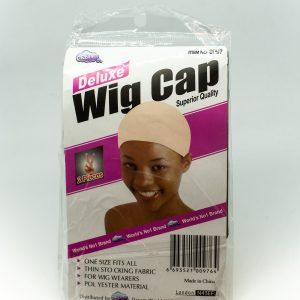 Wig cap beige